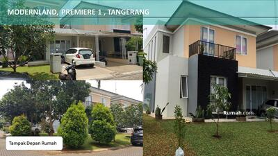 Dijual - Premiere Residence Modernland Tangerang