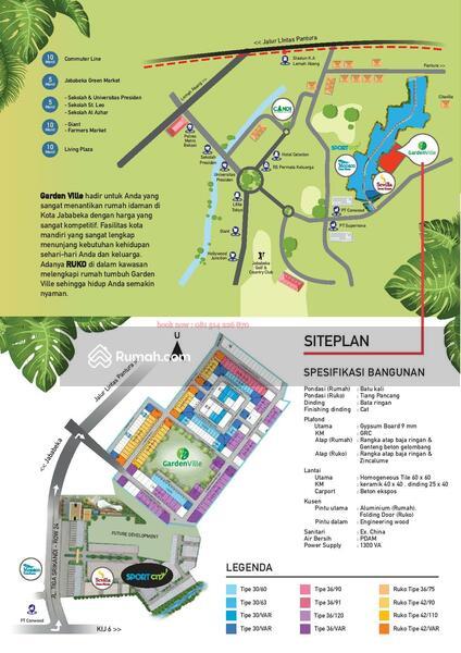 Jababeka New Gardenville Tipe 36 60 Tahap 2 300jtan Gardenville Cikarang Bekasi Jawa Barat 2 Kamar Tidur 30 M Rumah Dijual Oleh Andi Rp 399 Jt 17215485