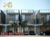 Dijual - Dijual Rumah Mewah 2 Lantai Tangsel Promo DP 0% Dekat MRT Lebak Bulus dan Stasiun KRL