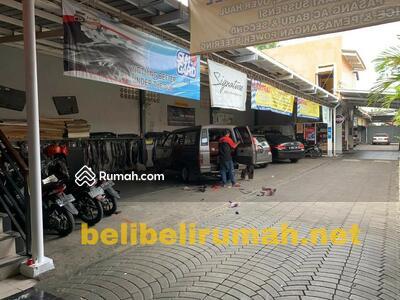 Dijual - Ruang usaha bengkel mobil dan variasi  strategis murah di jalan magelang KM 7 Sendangadi Mlati Slema