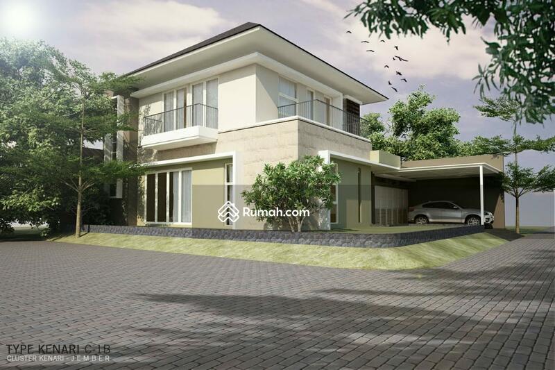 Rumah Dijual Di. Jl. Mojopahit Blok Kenari  Jember(Nn) #95299495