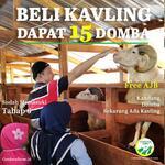 Diskon 20% Kavling Dombing Bogor