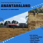 Dijual Tanah Kavling 100-an M2 di Dekat Areal Yasmin Dan Kampus IPB