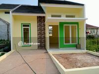 Dijual - Rumah bebas banjir minimalis dan dekat tempat kota wisata di Cibubur Bekasi