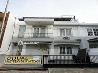 Disewa - Rumah  2 Lantai Semi Funish Di Mitra Gading Villa Luas 7x15m2 (S-6369)