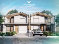 Dijual - Cluster Waterfront Estate Lippo Cikarang