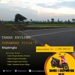 Majalengka TAMBANG EMAS Cukup 200 jutaan utk 100 meter Kavling 3km dr Bandara
