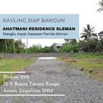 Kavling BARU Area Pemda Sleman: 2 Jt-an, Mangku Aspal