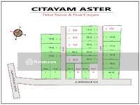 Dijual - Area Stasiun Citayam, Tanah 190jtan