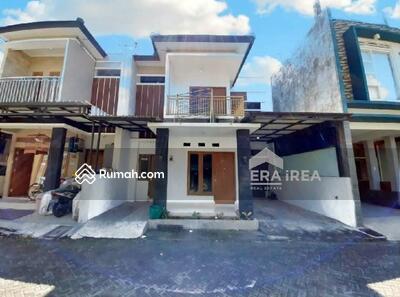 Dijual - Rumah cluster 2 lantai di Gedongan, Colomadu