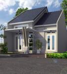 Forsale rumah cantik dalam cluster lokasi strategis keamanan 24 jam