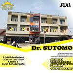 Ruko Dr. Sutomo Pontianak, Kalimantan Barat