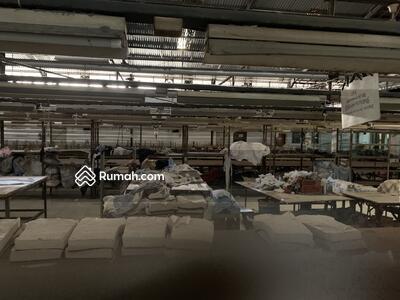 Dijual - Gudang dan pabrik