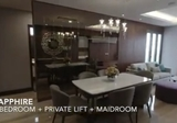 Apartemen Hegarmanah Residence Tipe Sapphire