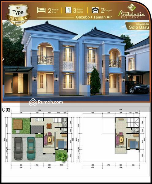Rumah 2 Lantai #96200013