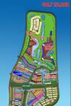 PIK, RUMAH TERMURAH GOLF ISLAND 8x15 Rp3, 85M