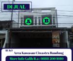 Jual Cepat Ruko Cocok Untuk Cab kantor Jnt/Jne/Ninja/dll