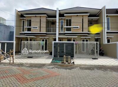 Dijual - Rumah baru 2lt araya tahap 1
