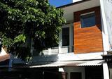 Rumah Design Tropis di Jl Buana Indah Kopo Bandung