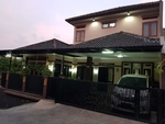 Rumah Villa Nyaman  di Belakang Pasar Ujung Berung