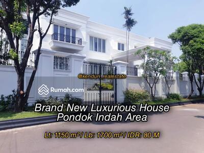 Dijual - Rumah Mewah Modern Classic Pondok Indah
