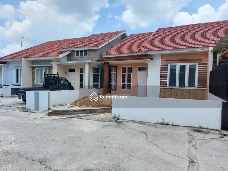 Rumah type 100 di jalan delima panam dekat jumbo mart #107085459