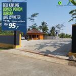 DISKON Kavling Durian Investasi Untung dekat Kantor Bupati Tasikmalaya