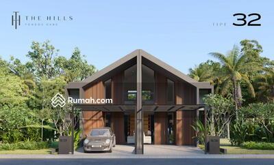Dijual - The Hills pondok cabe townhouse , 1 lantai type 32