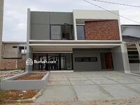 Dijual - Rumah cluster minimalis 2 lantai.