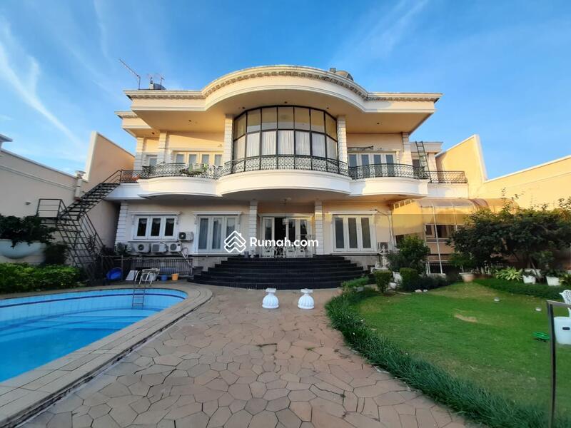 DIJUAL Rumah Besar dan Mewah di Sunter Bisma Jakarta Utara #96811645