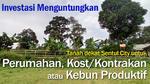 Tanah dekat Kawasan Sentul City Sentul Nirwana Babakan Madang