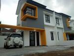 Rumah 2lt murah sisa 1 unit di margacinta buah batu Bandung