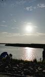 Kavling View Danau 12x30 Golf Island