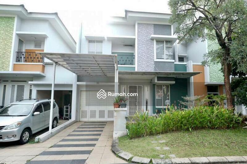 Dijual Rumah di kawasan elit summarecon serpong cluster ruby phg gading serpong tangerang #96882759