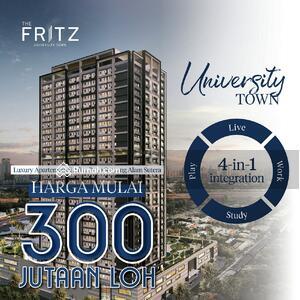 Dijual - The fritz apartemen