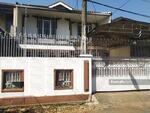 Rumah dikontrakkan asri 2 lantai di parakan buahbatu bandung