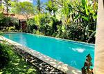 For rent sewa ID:B-99 villa Joglo clacic ubud gianyar bali bear central ubud