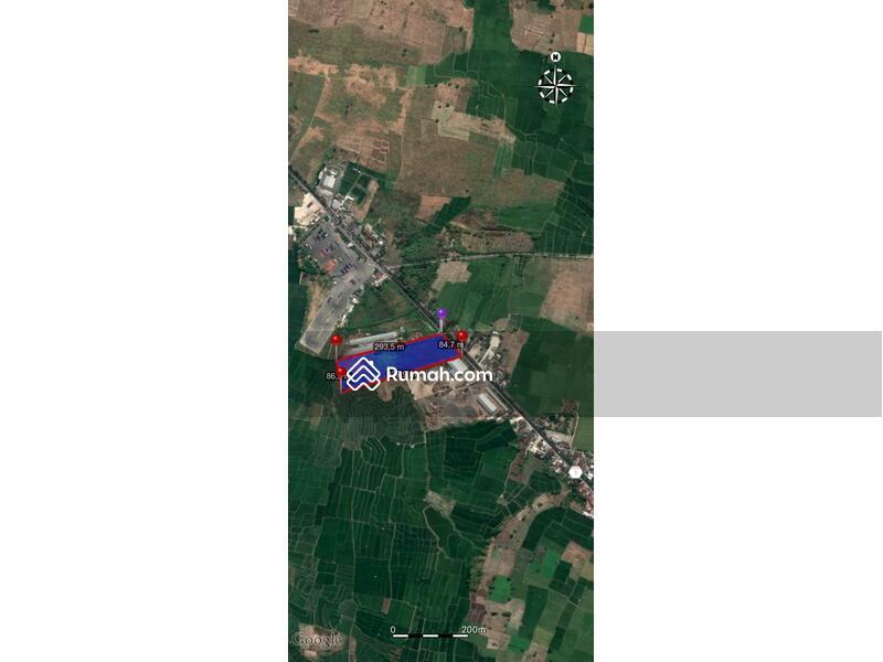 (JA) Tanah Desa Magersari Luas Strategis, Tuban #97028277