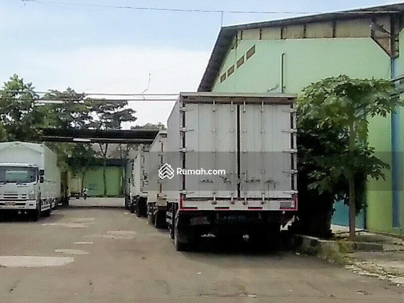 Pergudangan bagus siap pakai akses kontainer 40 feet lokasi sangat strategis di Cikarang #97029993