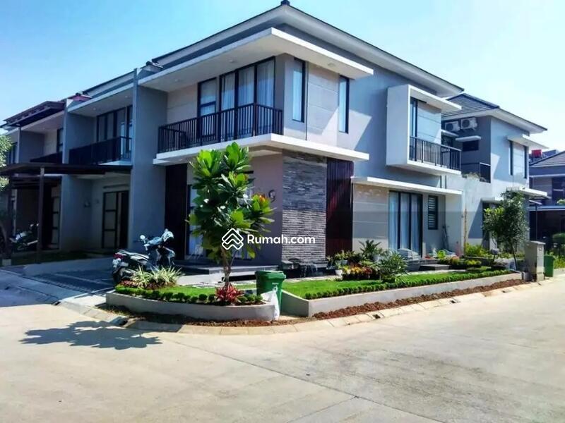 Rumah 2 Lantai Siap Huni Lokasi Keradenan Sukahati Cibinong Bogor #97074663
