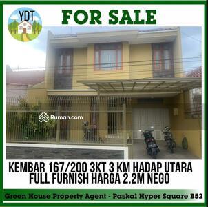 Dijual - Rumah minimalis di Jl. Kembar