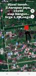 Tanah Tepi Jalan Harapan Jaya 15x40