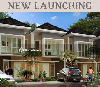 Dijual - Type Nusa Dua Rumah 2 Lantai 600 Jutaan Fasilitas Lengkap, Dekat Stasiun, FREE Biaya AKAD, AJB+BPHTB
