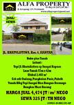Ruko Khatulistiwa Siantan Pontianak Kalimantan Barat