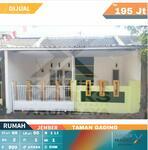 Rumah Minimalis Siap Huni Lokasi Dekat Kota