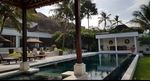 Luxury Villa Beach Front Candidesa Beach Karangasem