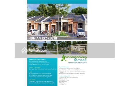 Dijual - Dijual Rumah Baru Dekat Stasiun Bogor