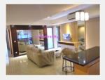 Disewakan Apt The Mansion Kemayoran 2 BR Furnsih baru luas 85m2 #VR533