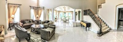 Disewa - For Rent Luxury American Classic-Style House with Golf View