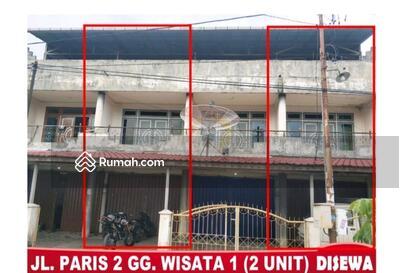 Disewa - Jalan Paris 2 Gang Wisata